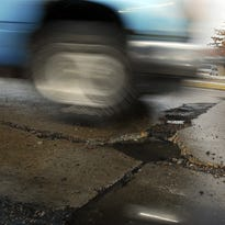 Cities, towns and counties are able to repair and replace fewer miles of road each year due to stagnant state funds.
