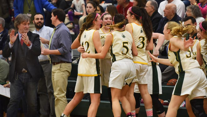 Pascack Valley is the No. 1 team in The Record's final girls basketball rankings.