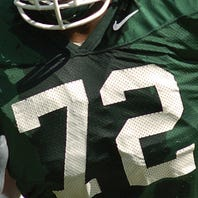 'Who wore it best' at Michigan State: No. 72