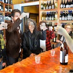 Gourmet Walks' tour in San Francisco's Japantown includes a sake tasting session.