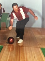 "Anthony ""Tony"" Baccile of Horseheads was an avid bowler"