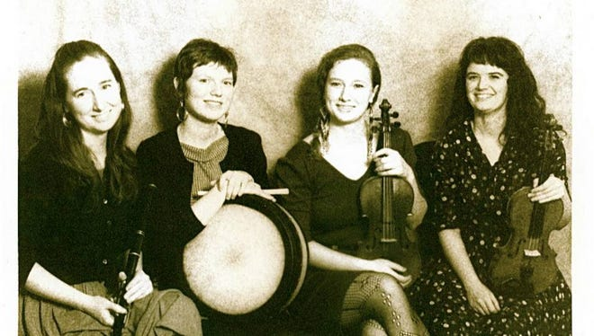 The Grady Girls will play a show at 3 p.m. Sunday at Danby Town Hall.