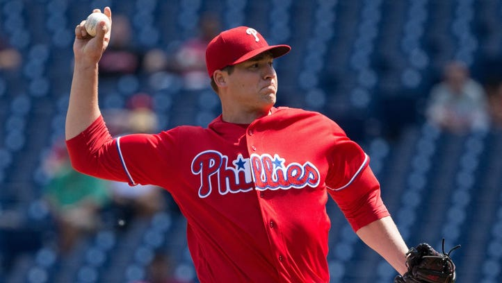 More questions for Phillies starting rotation
