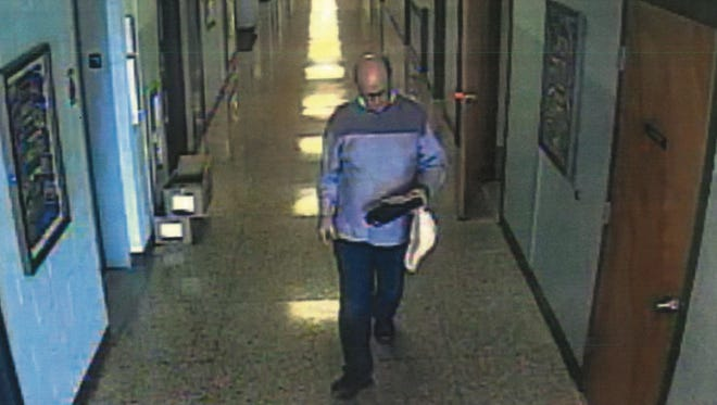 Police are asking for help identifying this man.