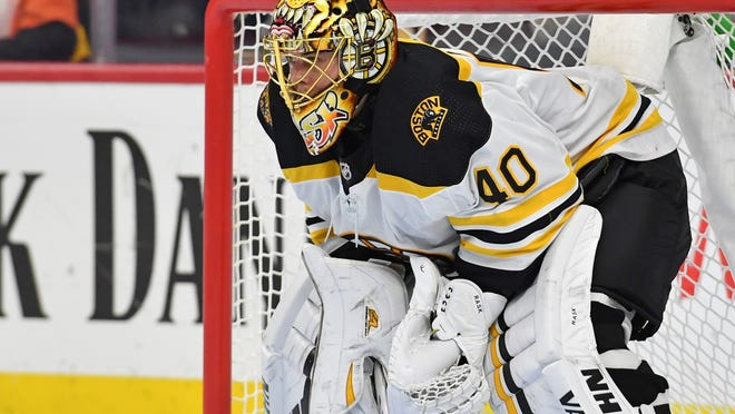 Bruins goalie Tuukka Rask has left the NHL bubble in Toronto to be with his family.