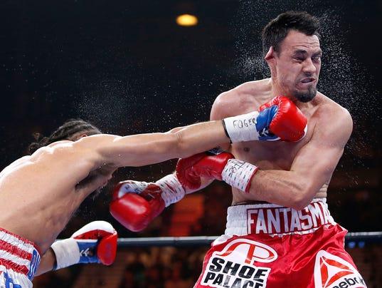 Thurnman defeates Guerrero