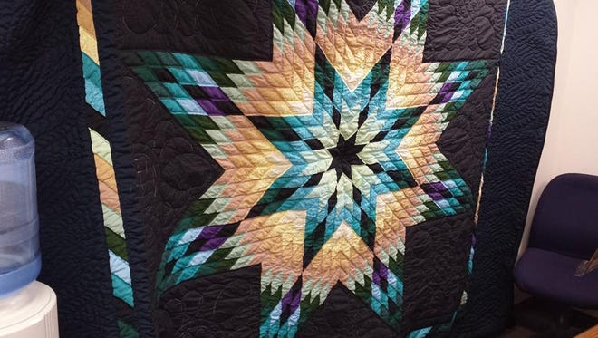 The 2015 Amherst Quilt, Craft & Furniture Auction will be held Saturday at the Portage County Fairgrounds.