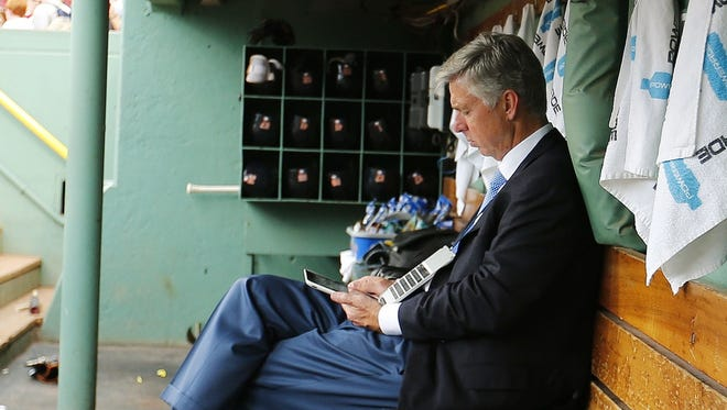 Tigers fire Dave Dombrowski: Shortly after the sell-off, the Dave Dombrowski era came to an end as owner Mike Ilitch fired him and moved Al Avila up to replace him. Dombrowski brought the Tigers from baseball's cellar and reached two World Series, but failed to win it all in Detroit. (And now he's with the Boston Red Sox.)