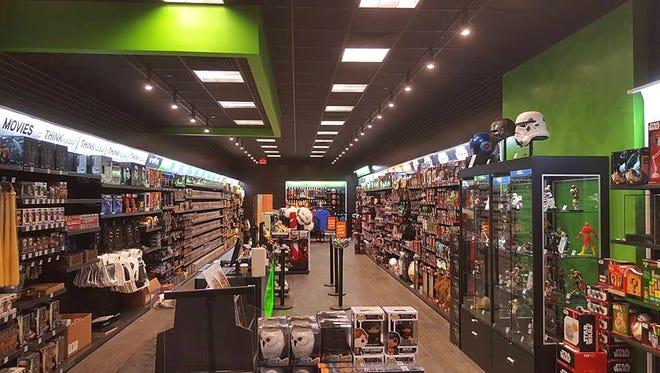 ThinkGeek's store inside Greenwood Park Mall will open Friday, Nov. 4, 2016.