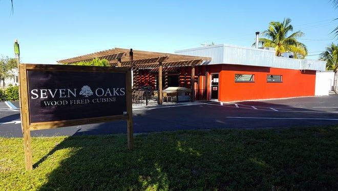 Seven Oaks Wood Fired Cusine has closed in Cape Coral.