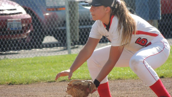 Bucyrus' Loarel Mollenkopf is the only senior on the team with varsity experience and will be a leader on and off the field.