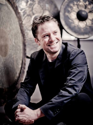 Colin Currie, playing Jennifer Higdon's Grammy-winning Percussion Concerto, was a highlight.