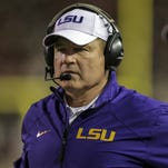 LSU Tigers head coach Les Miles begins his 11th season with the Tigers on Saturday.