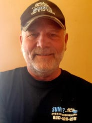 Don Herman is the owner of Sunk? Dive & Ice Service