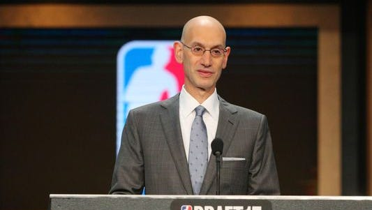 NBA commissioner Adam Silver wanted to cut down on back to back games in the schedule.