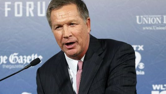 A new poll shows John Kasich has slipped in his home state of Ohio.