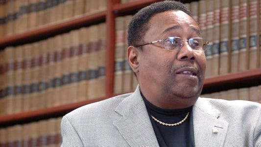 Third judge removes himself from hearing Banks' election challenge.