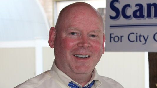 Thomas Scanlon defeated Democratic incumbent Justin MacGregor for a seat on the Binghamton City Council.