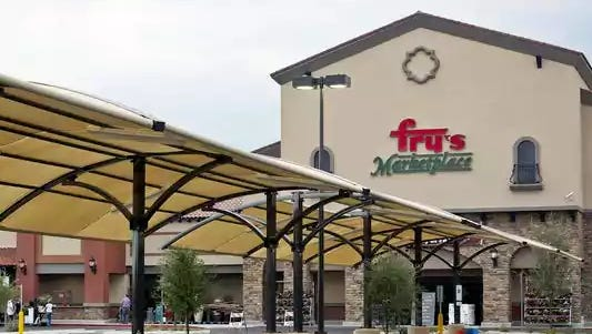 A new Fry's Marketplace will be built in Buckeye's Verrado community. It is expected to be finished late 2017 or early 2018.