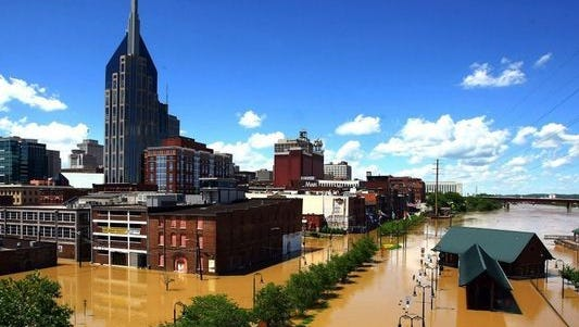 Twenty-six people died from the flooding that took place May 1-2, 2010. Eleven of the victims lived in the Nashville area.