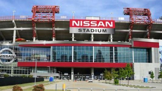 Nissan Stadium in Nashville is being considered as a relocation site for the BYU-LSU football game, which was originally scheduled to be played Saturday night in Houston. It will be moved because of flooding brought on by Hurricane Harvey.