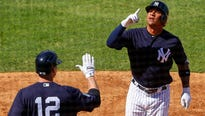 The first round of cuts has been made in Yankees camp, and Clint Frazier and Gleyber Torres have survived this round.