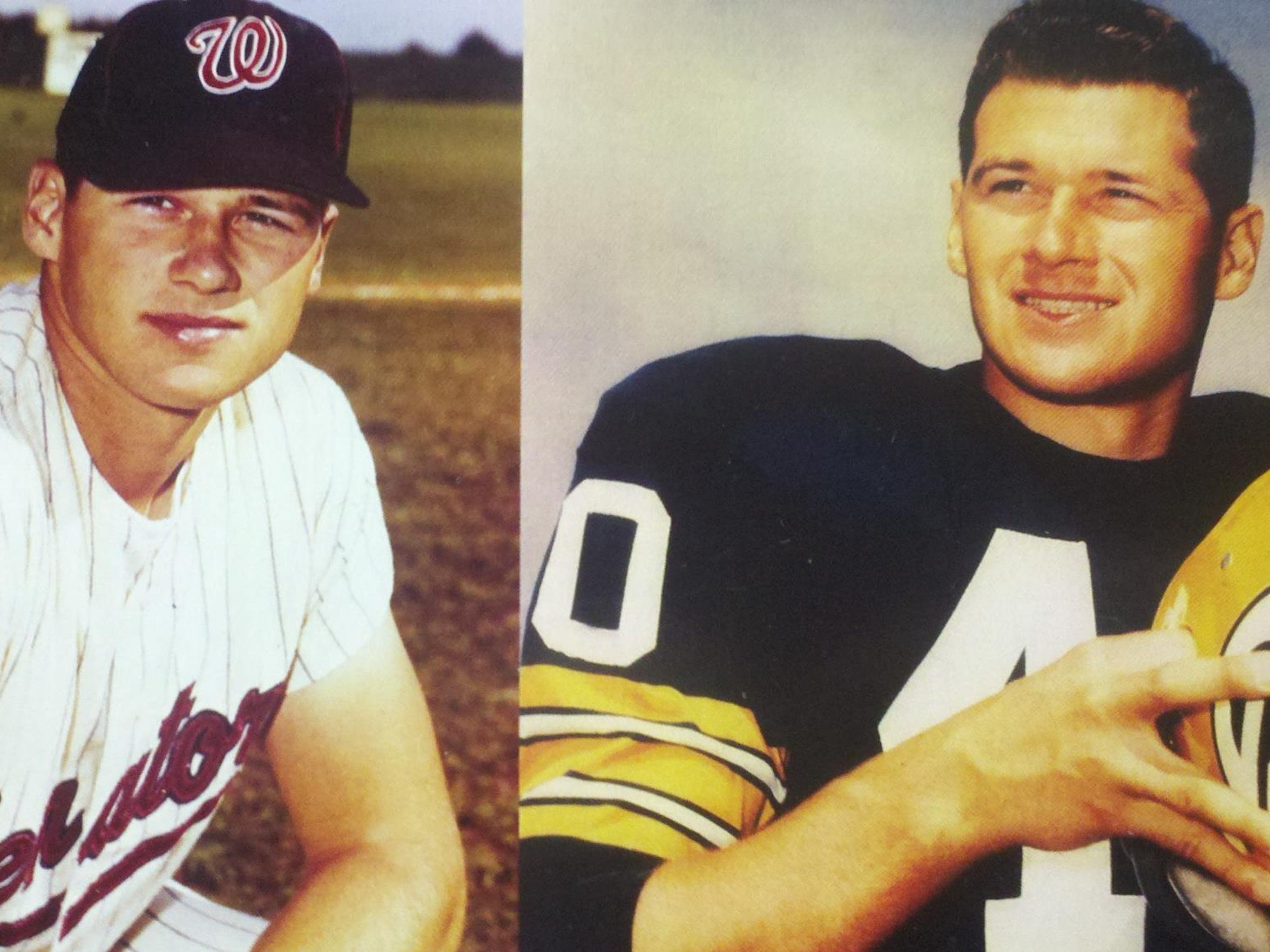 During his professional career, Tom Brown played for the Senators and Packers.