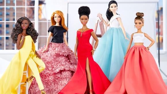 Christian Siriano helped style one-of-a-kind Barbie