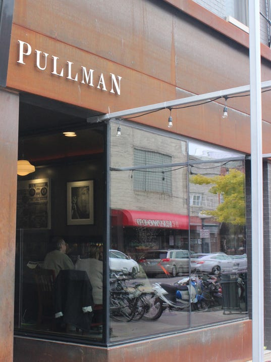 Pullman Kitchen Menu