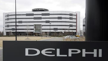Delphi partners with BlackBerry on self-driving system