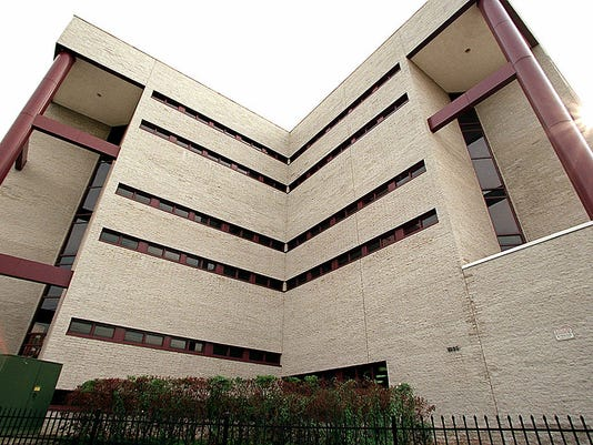 The Somerset County Jail in Somerville