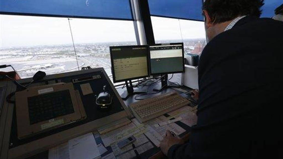Air Traffic Controller read my paper