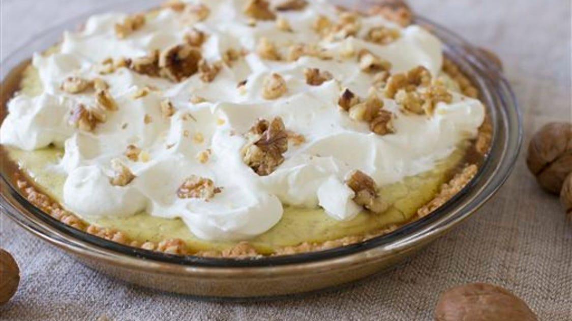 Penuche Cream Pie