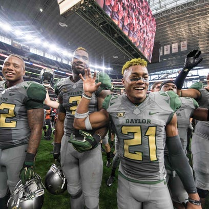 Baylor has a lot to feel good about after routing Texas