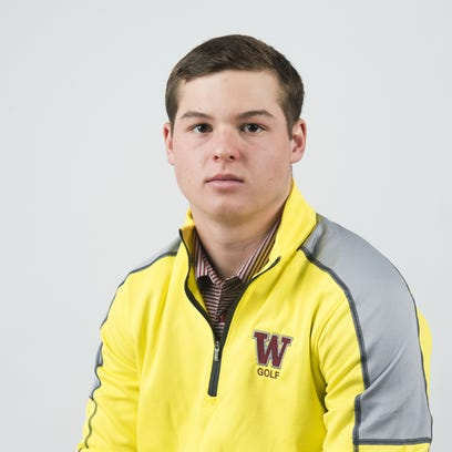 Windsor's Cole Krantz finished third at the Class 4A