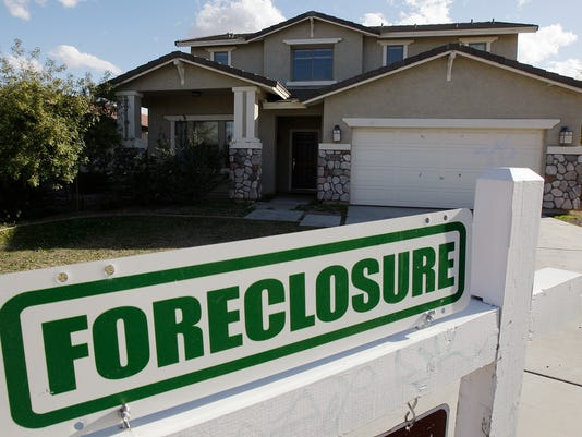 Foreclosed home Phoenix