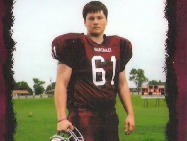 West Carroll High School student Blake Ray was killed in a car crash Tuesday after football practice.