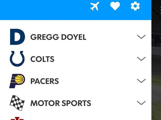 Download the IndyStar's INSports app to access all