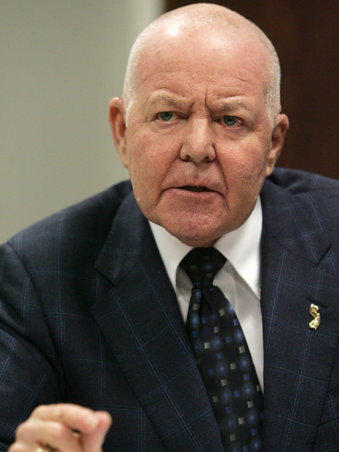Assemblyman Ronald S. Dancer, R-Ocean