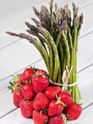 Cumberland County 4-H Advisory Committee will offer an opportunity to support its programs through the purchase of Earliglow strawberry plants, $8 for a bundle of 25 strawberry plants, and Jersey Knight asparagus crowns, for $13 for 10 asparagus crowns.