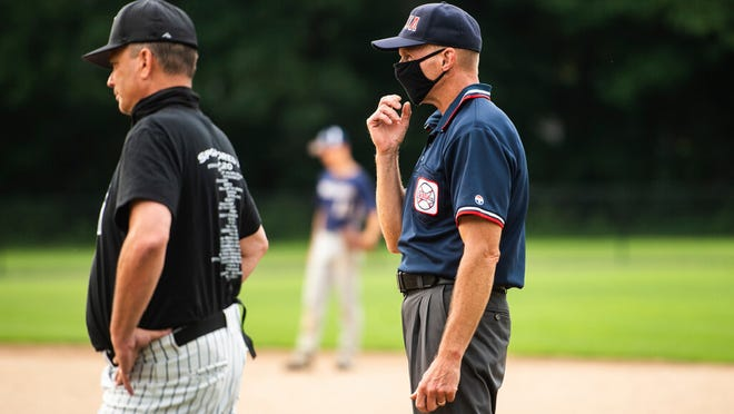 The Worcester Area Baseball Umpires Association will conduct its 2021 clinic online, starting Sept. 29.