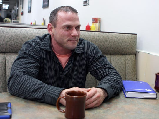 Jason Miller, a 39-year-old Highland Township resident