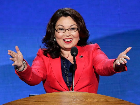 Democratic Rep. Tammy Duckworth of Illinois is challenging