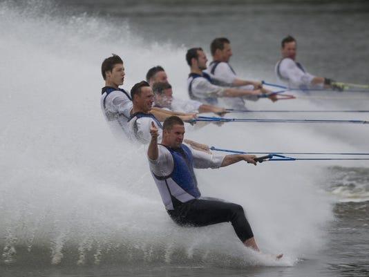 WRT Water Ski Show SA 12
