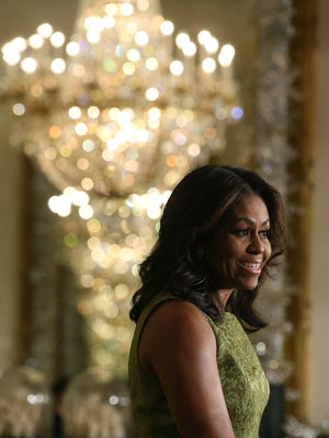 A Twitter campaign calling for First lady Michelle Obama to visit Pocomoke High School took the Internet by storm Friday morning.