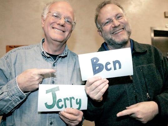 ベンとジェリー