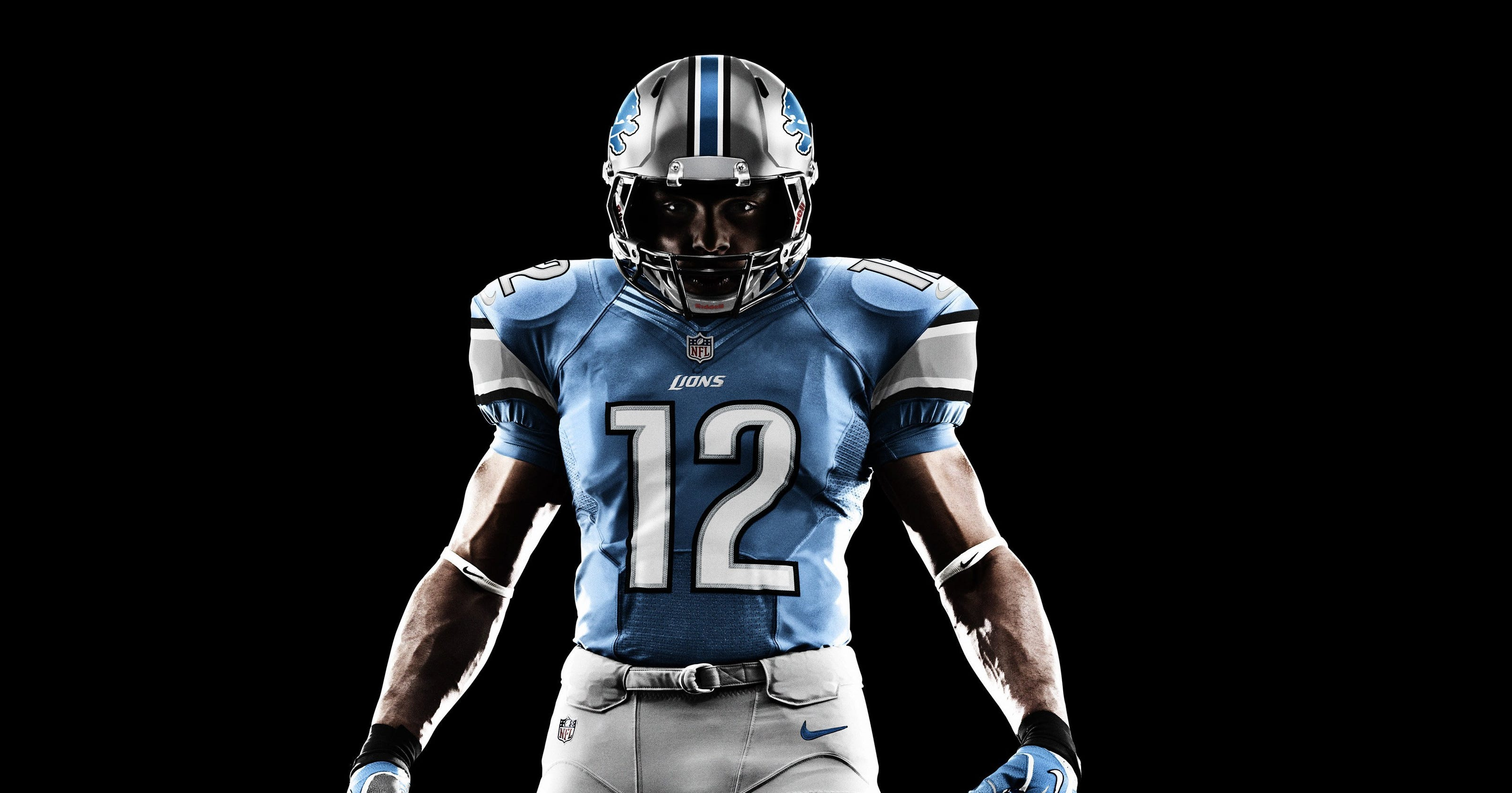 b51d31cc0 Detroit Lions looking at updating uniforms in 2017