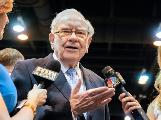 AP BERKSHIRE HATHAWAY SHAREHOLDERS F USA NE