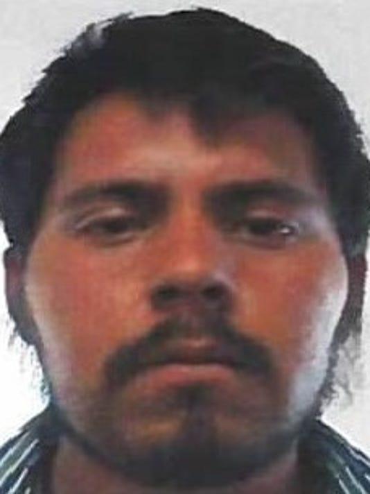 Missing man: Francisco Javier Dominguez-Barron