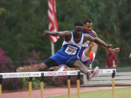 Godby boasts talents such as Tyricke Dickens in hurdles and Emanuel Godfrey in the 400 as the Cougars tackle the 2A state meet this weekend.